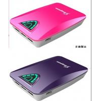 Buy cheap 10000mAH  power bank with 3 USB output ports; product