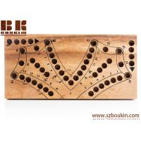 Buy cheap Tock 4 - strategy wood board game wooden board game, unique game family board game game for adults from wholesalers