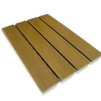 Buy cheap Church Decorative Wooden Sound Absorption Wall Panel Moistureproof And Mildewproof from wholesalers