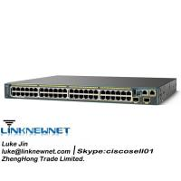 China WS-C2960X-48FPD-L new and used Cisco network catalyst switch in stock price today ship to world china supplier on sale