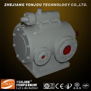 Buy cheap Heat Preservation Bitumen Pump, Three Screw Pump product