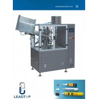 Buy cheap Fully Automatic Tube Filling Machine , Tube Sealing Machine High Filling Accuracy from wholesalers