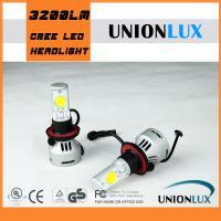 Buy cheap CREE LED headlights 12v H13 led car headlight kit product