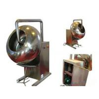 Buy cheap 150 Kg / H Capacity Heating Pill Tablet Coating Machine For Food  / Candy Industry from wholesalers