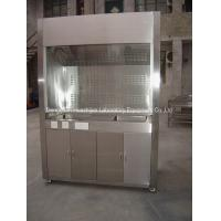 Buy cheap National Chemical Laboratory Fume Hood of Malaysia With Stainless Steel Structure from wholesalers