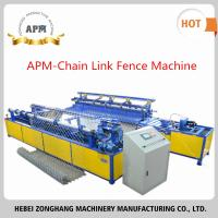 Buy cheap APM Chain Link Fence Machine from wholesalers