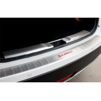 Buy cheap Suzuki S-cross 2014 Illuminated Door Sill Plates , Silver Plate Car Door Sill Protector from wholesalers