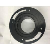 Plastic Toilet Seal Flange , Toilet Drain Flange Circular Shaped For Drain Waste Vent