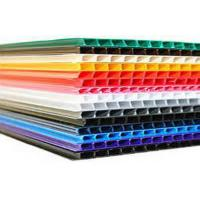 Buy cheap Eco-friendly Carton Plast PP Corrugated Sheet 2-10mm Thickness from wholesalers