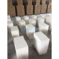 Buy cheap RACOFIBER Refractory insulation Calcium silicate board 1050C from wholesalers