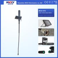 Buy cheap 201716:9 Telescopic Pole Under Vehicle Inspection Camera With 12 Leds Waterproof Camera MCD-V7S from wholesalers