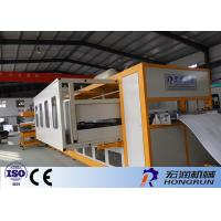 Buy cheap Disposable Foam Food Container Machine , PS Foam Sheet Extrusion Line product