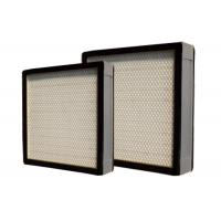 Buy cheap High Efficiency Quiet Hepa Air Filters Home / Air Cleaning Filter product