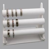 Buy cheap Easy Installable T Bar Bracelet Holder Eye Catching Appearance For Bangles Packaging from wholesalers