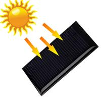 Buy cheap 0.15W 5V 53*30mm Small Mini Epoxy Solar Panel For Education Kits from wholesalers