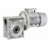 Buy cheap Double Shaft Mounted Nmrv Worm Gear Reducer , Pre-Stage Reduction Gear Unit from wholesalers