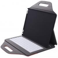 Buy cheap Mute Folio Apple Ipad Keyboard Case 12.9 Inch Leather Ipad Keyboard Case product