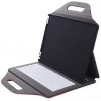 Buy cheap Mute Folio Apple Ipad Keyboard Case 12.9 Inch Leather Ipad Keyboard Case product