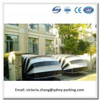 Buy cheap Solar Engine Garage Car Shade in China/Car Cover Outdoor/Aluminum Folding Tent from wholesalers