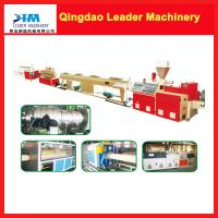 Buy cheap PVC, UPVC, CPVC pipe making machine , PVC pipe extrusion machine from wholesalers