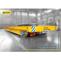 Buy cheap Large Capacity Rail Carriage Transfer Cart with Casting Wheels from wholesalers