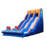 Buy cheap Large Inflatable Slide Inflatable Water Slide  Party Slide For Kids and Adults from wholesalers