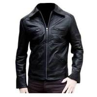 Buy cheap S M XL XXL XLL waterproof plus size Fleece Lined Leather jackets for men product