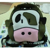 Buy cheap Funny cute monkey design kids backpack school bag. with double strap for 3-5years old kids product