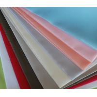 Buy cheap Polyester taffeta fabric material from wholesalers