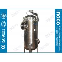 Buy cheap BOCIN multi bag filter with CE certificate for liquid or oil filtration in petrochemical industry from wholesalers