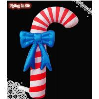 3m Inflatable Christmas- Inflatable Candy Cane for Christmas Decoration