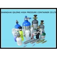 Buy cheap Seamless Steel High Pressure Hydrogen Gas Cylinder DOT Standard product
