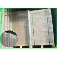 Buy cheap FSC Certificate laminated Grey Chipboard Recycled Pulp 1.5mm 2.0mm 3mm Grey Carton For Books Cover from wholesalers