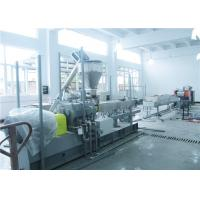 Buy cheap Long Fiber Glass Coating LFRT Twin Screw Extrusion Line High Production Capacity from wholesalers