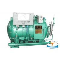 Buy cheap AC380V Marine Anti Pollution Equipment 1150 Kg Wastewater Treatment Plant from wholesalers
