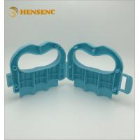 Buy cheap Blue Housing Electrical Plastic Moulding , Plastic Molded Products Cover Shell Case from wholesalers