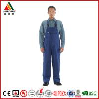 Buy cheap Welders Protective Clothing Flame Retardant Shirts and Pants with FR Sateen Cotton from wholesalers