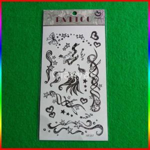 Custom printed temporary tattoos quality custom printed for Custom tattoo stickers