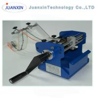 Buy cheap Manual Resistor cutting machine, Axial lead cutting and forming machine from wholesalers