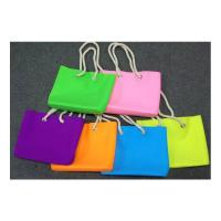 Buy cheap candy silicone bag manufacturer ,fashion ladies silicone bags product