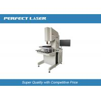 Buy cheap Fiber 20 W Solar Cell Laser Scribing Machine For 125 156 Mono / Poly Crystralline Slicone Wafer from wholesalers