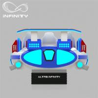 Buy cheap 22 Inches Touch Panel Virtual Reality Simulator For Museum / 9D VR Cinema product