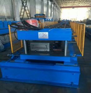 Buy cheap Sheet Length 2000 - 6000mm Punching Press PLC Cable Tray Machine Gear Box Driven product