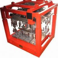 Jac cylinder block assembly jig, vehicle/automobile mold/sand casting pattern