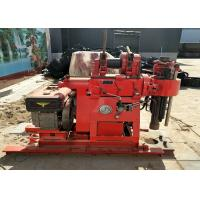 Buy cheap 300M Geotechnical Drilling Rig Machine for Core Drilling and Soil Sampling from wholesalers