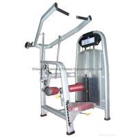 hammer strength lat pull machine