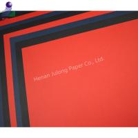 Buy cheap Craft paper A4 size color paper sheet color cardboard from wholesalers