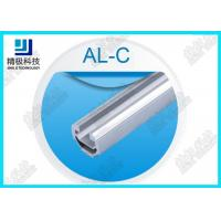 Buy cheap Trundle Card Slot Aluminum Alloy Pipe Extruded Seamless Pipe Anodized AL-C from wholesalers