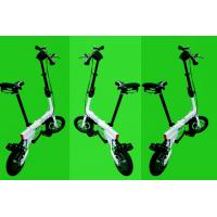 Fashion Folding Road Bike Aluminium Alloy Frame With Two Wheels Inflated Tyre