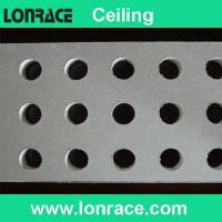 Buy cheap perforated sound absorbing board from wholesalers